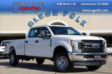 2017 Ford F-250 Super Duty for sale in Gainesville, TX