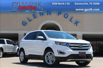 2017 Ford Edge for sale in Gainesville, TX