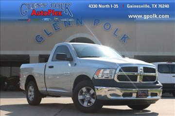 2017 RAM Ram Pickup 2500 for sale in Gainesville, TX