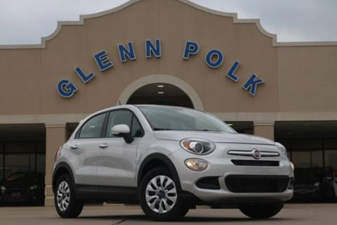 2017 FIAT 500X for sale in Gainesville, TX