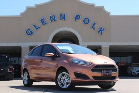 2017 Ford Fiesta for sale in Gainesville, TX