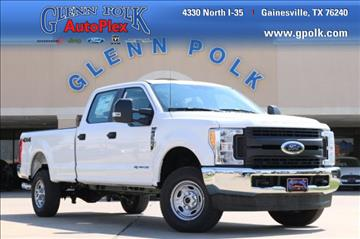 2017 Ford F-350 Super Duty for sale in Gainesville, TX