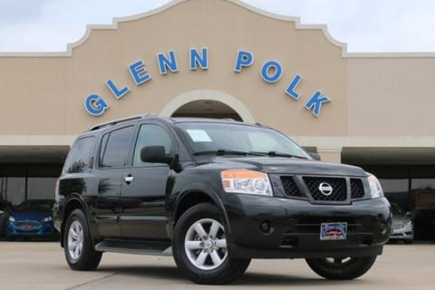 2013 Nissan Armada for sale in Gainesville, TX