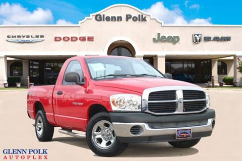 2007 Dodge Ram Pickup 1500 for sale in Gainesville, TX