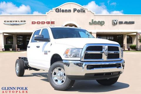 2018 RAM Ram Chassis 3500 for sale in Gainesville, TX