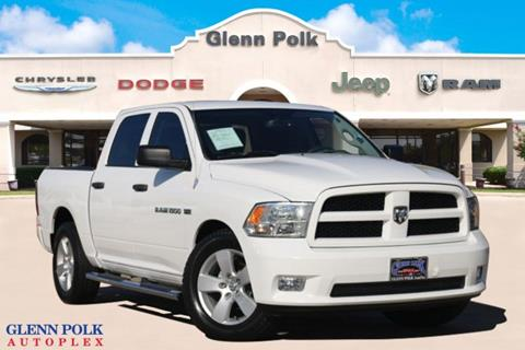 2012 RAM Ram Pickup 1500 for sale in Gainesville, TX