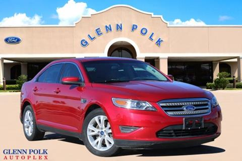 2012 Ford Taurus for sale in Gainesville, TX