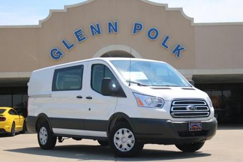 2017 Ford Transit Cargo for sale in Gainesville, TX