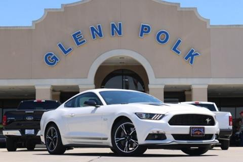 2017 Ford Mustang for sale in Gainesville, TX