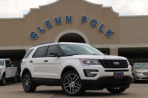 2017 Ford Explorer for sale in Gainesville, TX
