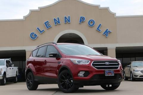 2017 Ford Escape for sale in Gainesville, TX