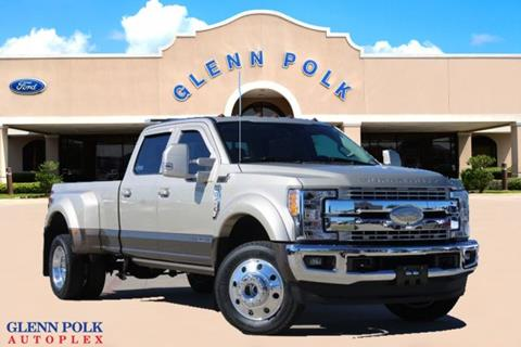 2017 Ford F-450 Super Duty for sale in Gainesville, TX