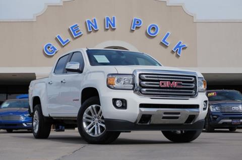 2017 GMC Canyon for sale in Gainesville, TX