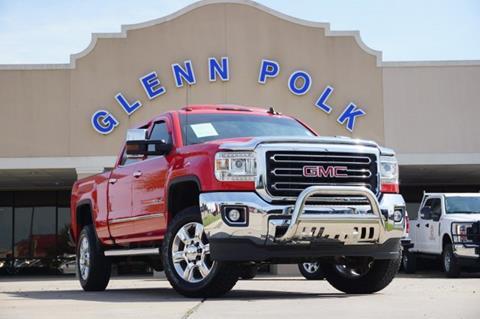 2017 GMC Sierra 2500HD for sale in Gainesville, TX
