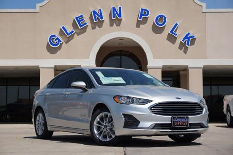2019 Ford Fusion Hybrid for sale in Gainesville, TX