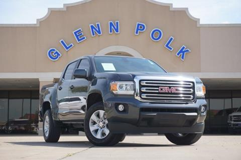 2016 GMC Canyon for sale in Gainesville, TX