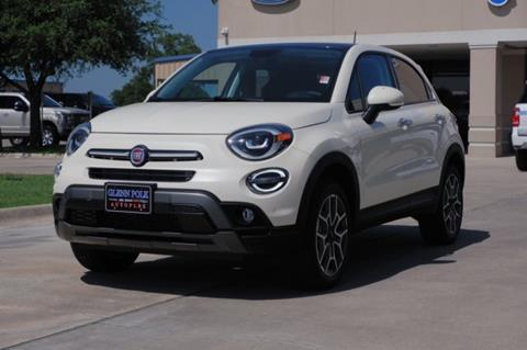 2019 FIAT 500X for sale in Gainesville, TX