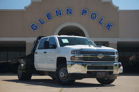 2018 Chevrolet Silverado 3500HD for sale in Gainesville, TX