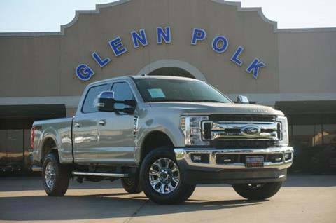 2018 Ford F-250 Super Duty for sale in Gainesville, TX