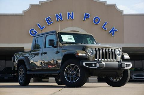 2020 Jeep Gladiator for sale in Gainesville, TX