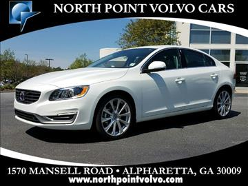 2017 Volvo S60 for sale in Alpharetta, GA