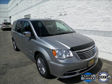 2014 Chrysler Town and Country for sale in Aurora, IL