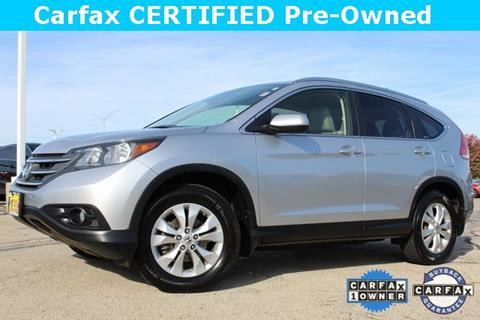 2012 Honda CR-V for sale in Aurora, IL