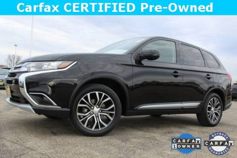 2016 Mitsubishi Outlander for sale in Aurora, IL