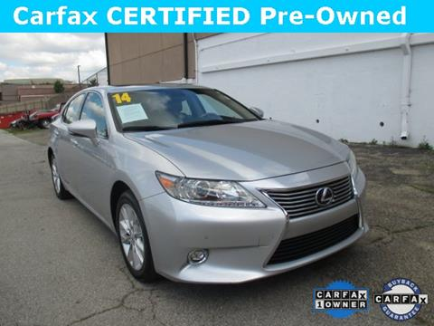 2014 Lexus ES 300h for sale in Downers Grove, IL