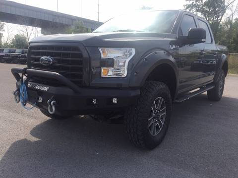 2016 Ford F-150 for sale in Auto Place, ON