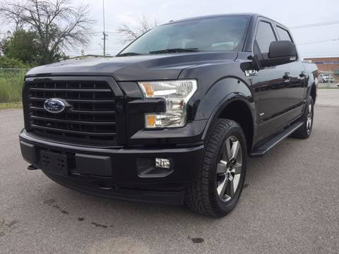 2017 Ford F-150 for sale in Auto Place, ON