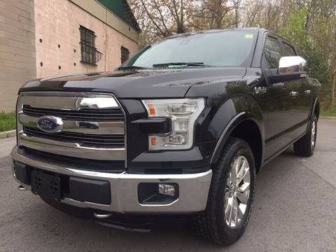 2015 Ford F-150 for sale in Auto Place, ON