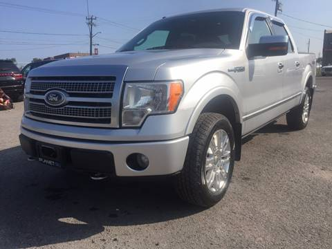 2010 Ford F-150 for sale in Auto Place ON