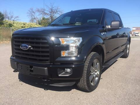 2016 Ford F-150 for sale in Auto Place ON
