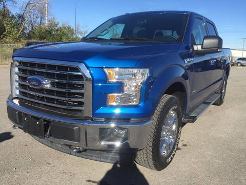 2017 Ford F-150 for sale in Auto Place ON