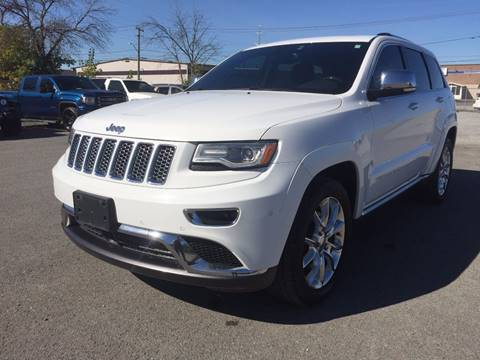 2014 Jeep Grand Cherokee for sale in Auto Place ON