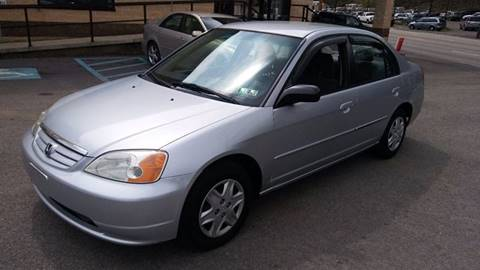 2003 Honda Civic for sale in Pittsburgh, PA