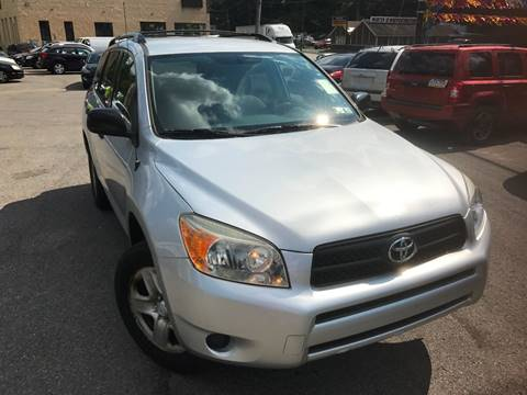 2006 Toyota RAV4 for sale at Fellini Auto Sales & Service LLC in Pittsburgh PA