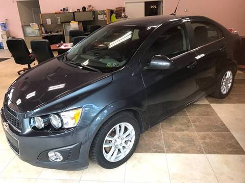 2013 Chevrolet Sonic for sale at Fellini Auto Sales & Service LLC in Pittsburgh PA