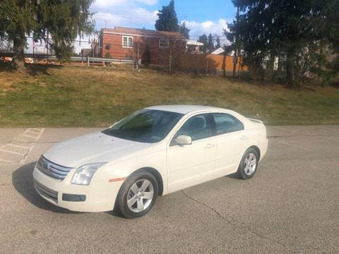 2008 Ford Fusion for sale in Pittsburgh, PA