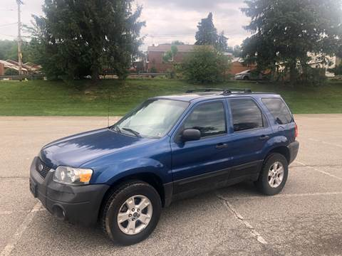 2007 Ford Escape for sale in Pittsburgh, PA