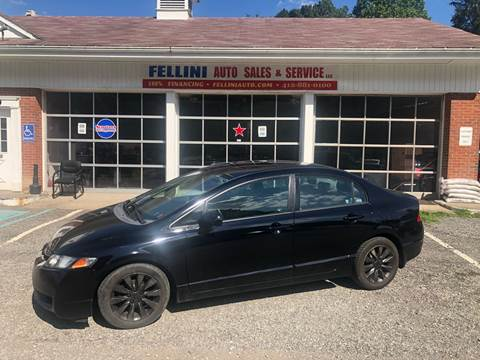 2009 Honda Civic for sale in Pittsburgh, PA