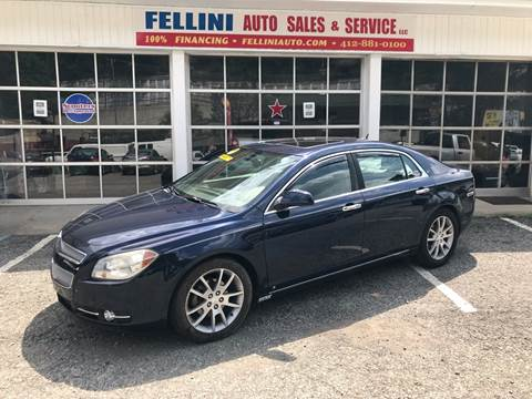 2009 Chevrolet Malibu for sale in Pittsburgh, PA