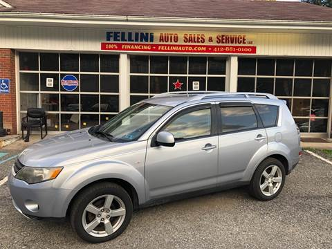 2007 Mitsubishi Outlander for sale in Pittsburgh, PA