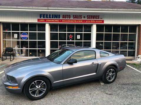 2007 Ford Mustang for sale in Pittsburgh, PA