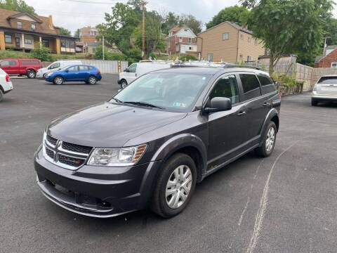 2015 Dodge Journey for sale at Fellini Auto Sales & Service LLC in Pittsburgh PA