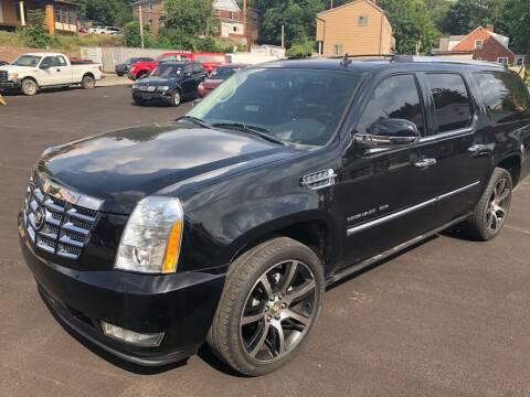 2012 Cadillac Escalade ESV for sale at Fellini Auto Sales & Service LLC in Pittsburgh PA