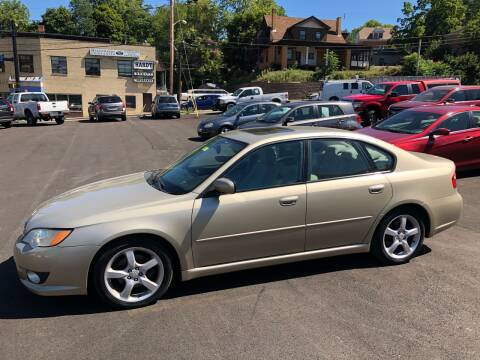 2008 Subaru Legacy for sale at Fellini Auto Sales & Service LLC in Pittsburgh PA