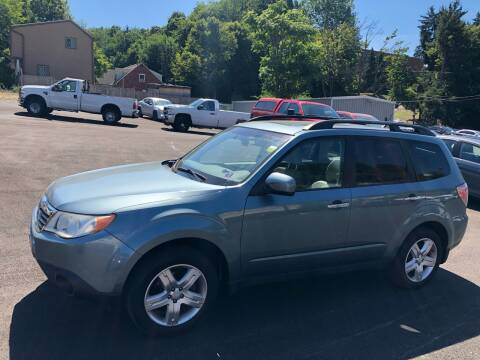 2009 Subaru Forester for sale at Fellini Auto Sales & Service LLC in Pittsburgh PA