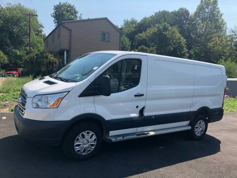 2015 Ford Transit Cargo for sale at Fellini Auto Sales & Service LLC in Pittsburgh PA